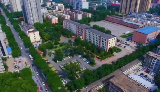 建校61年的陕西石油化工学校招收初中毕业生