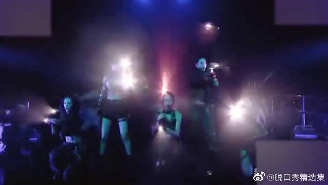 万茜团《新物种》的舞台也太炸太燃了!