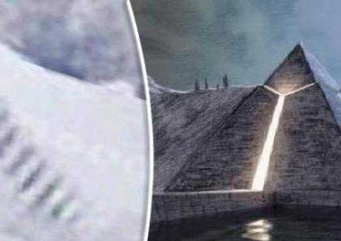 南极突然出现巨大天梯,考古学家声称,可能巨人是罪魁祸首