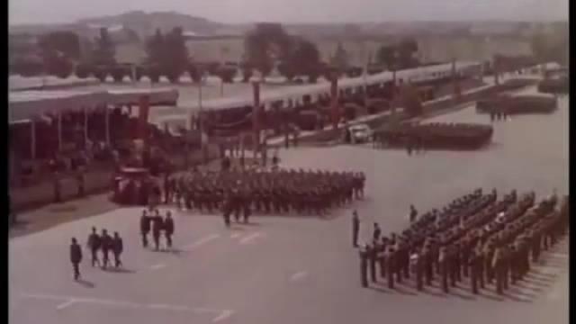 1978年的阿富汗国庆大阅兵