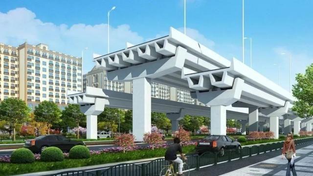 上海鲁恒路穿越浦兴公路项浦东与闵行交界处 西面为徐汇区