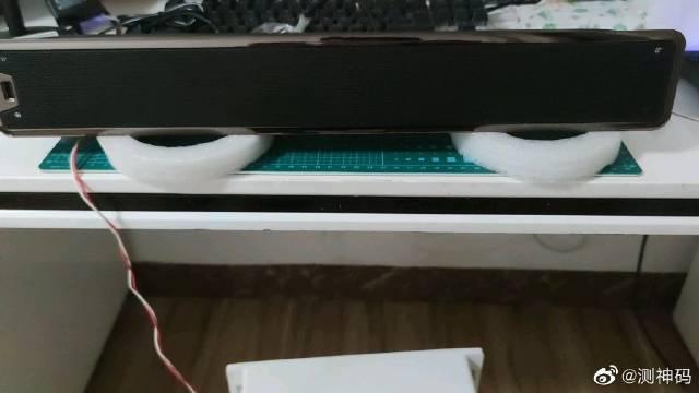 蓝牙回音壁,加上自制低音炮,组合成2.1