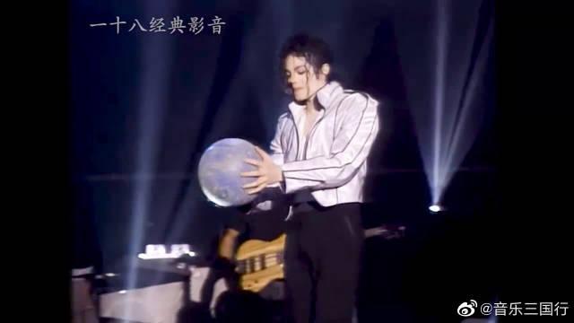 国际巨星迈克尔杰克逊,布加勒斯特演唱会!