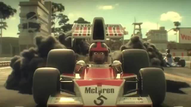 迈凯伦F1动画复盘1974年巴西站