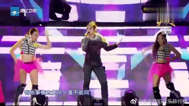 杨千嬅的这首歌, 节奏欢快动人,唱出了新风格!