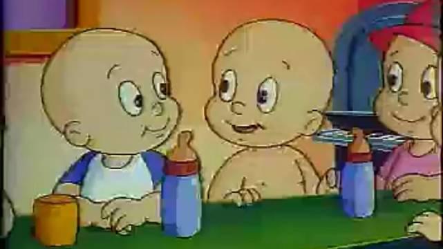 法国1993年经典动画《婴儿城》,英文原名《Baby Folies》……