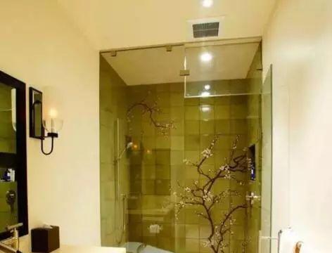 4款今年最流行的卫生间装修设计