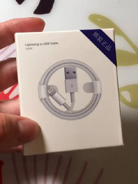 苹果充电数据线要不要