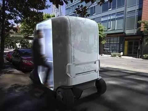 有了这满街跑的自动驾驶医疗车,看病再也不用排队了!