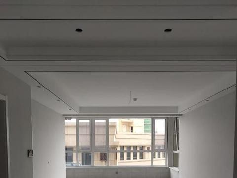 新房硬装刚结束很满意,目前已经花了11万,特别喜欢灰色地板!