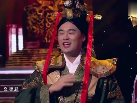 """高云翔再现义渠王,和陈赫上演""""芈月情深"""",自己都演不下去了!"""