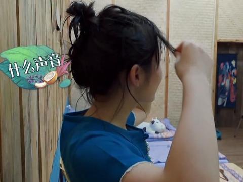 张子枫刚卸过妆,就被镜头怼脸拍,看清皮肤:我修图都不敢这么P