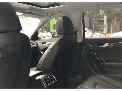 2013年7月奥迪A4L13舒适型,精品车