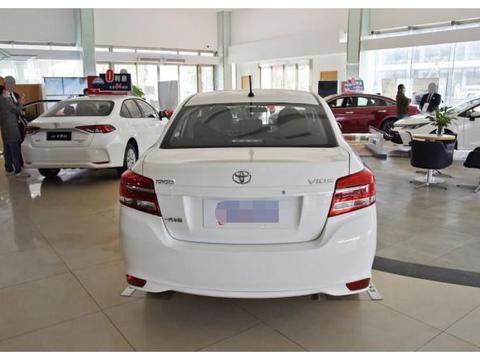 最便宜的丰田车,威驰优惠1.2万,5.68万提新车,不比桑塔纳香?