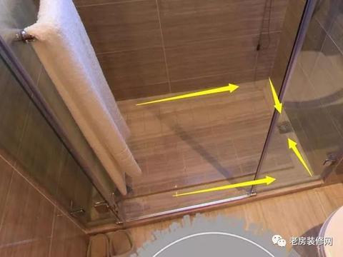 淋浴房地面要不要做拉槽的设计?实用吗?