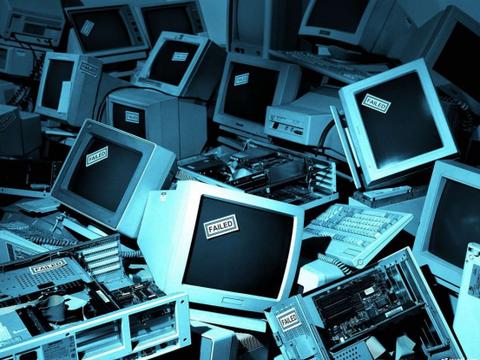 权威报道!电子垃圾泛滥成灾 各方积极行动保护地球村