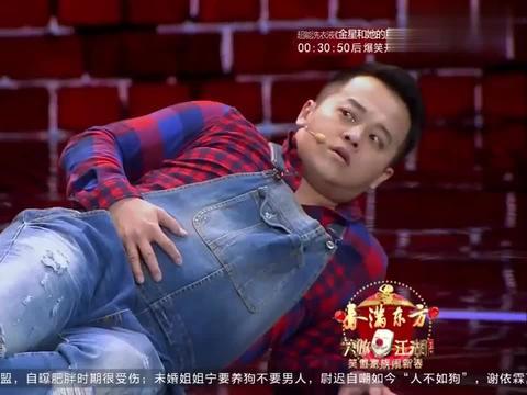 笑傲江湖:钱氏兄弟现场上演《芈月传》名场面,姐姐你会放屁吗?