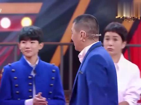 陈建斌和陈赫玩说反话游戏,问其和跑男成员关系,回答扎心了!