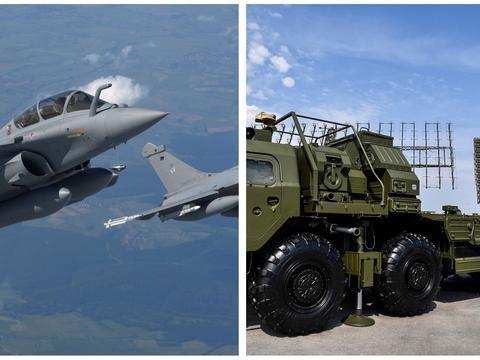 S-400导弹将允许印度,在领空打击中巴战机?将利用喜马拉雅山脉