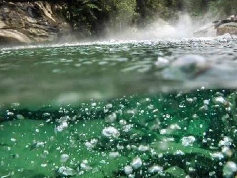 亚马逊雨林中的神秘河流,河水温度高达100℃,名字叫做沸腾河