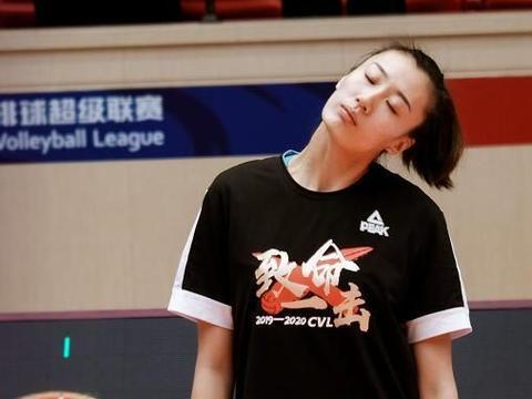 中国女排23岁国手奥运前景如何?一优势未退化,还存有2大竞争者