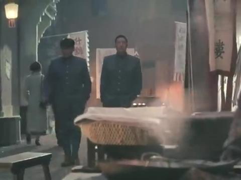 两个高手出去吃馄饨,吹牛时无意发现教官是日军间谍,好看