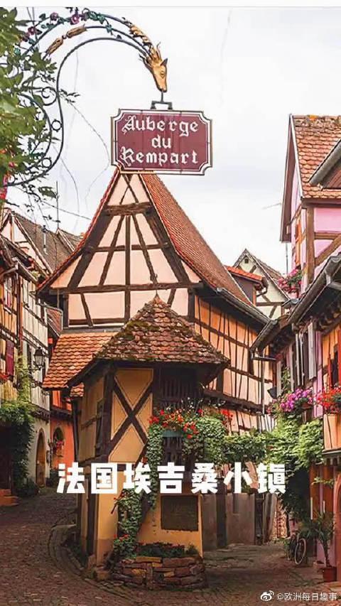 想去哪个欧洲小镇度假呢?我喜欢圣托里尼,你呢?