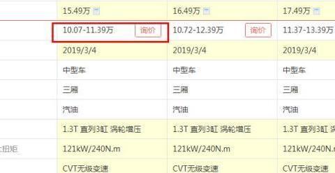 迈锐宝xl降维竞争,一口气跌至10.07万,为啥还卖不过速腾?