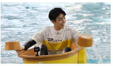 《奔跑吧》第八季陈立农是第几期 蔡徐坤陈立农友谊的小船翻了