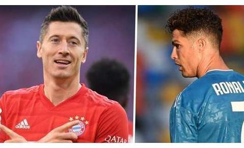 拜仁vs巴萨:莱万不把打破C罗纪录放首位,梅西晃倒博阿滕或重现