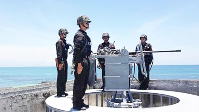 如果解放军攻打东沙岛 台湾会从太平岛增兵夺回?