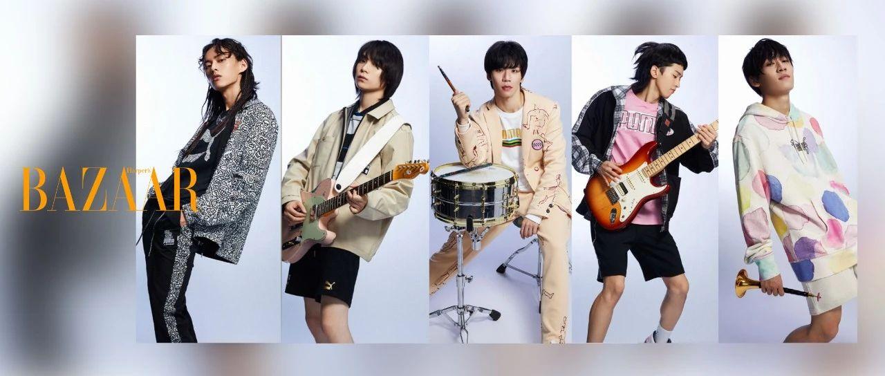 玩音乐、组乐队、有梦想……这群热血男孩在舞台上唤醒我们的青春记忆!