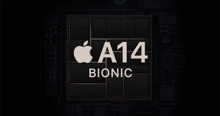 爆料:苹果A14芯片较上一代CPU提升40%,GPU提升50%