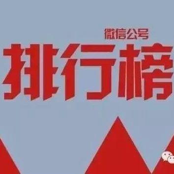 周榜 | 北大清华武大,全国前三!(普通高校公号 8.2-8.8)| 中国青年报出品