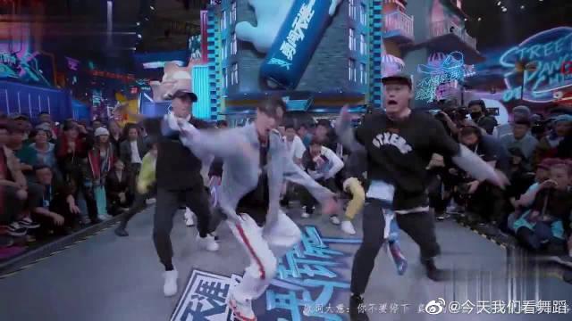 王一博的舞蹈实力太超出想象了!实力牛!