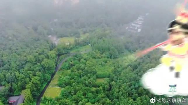 吴奇隆表演孙悟空在花果山,婉清一直打断……