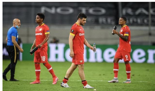 勒沃库森出局后,对于德甲联赛来说打击挺大的,目前德甲球队在欧战只剩下拜仁一个独苗了