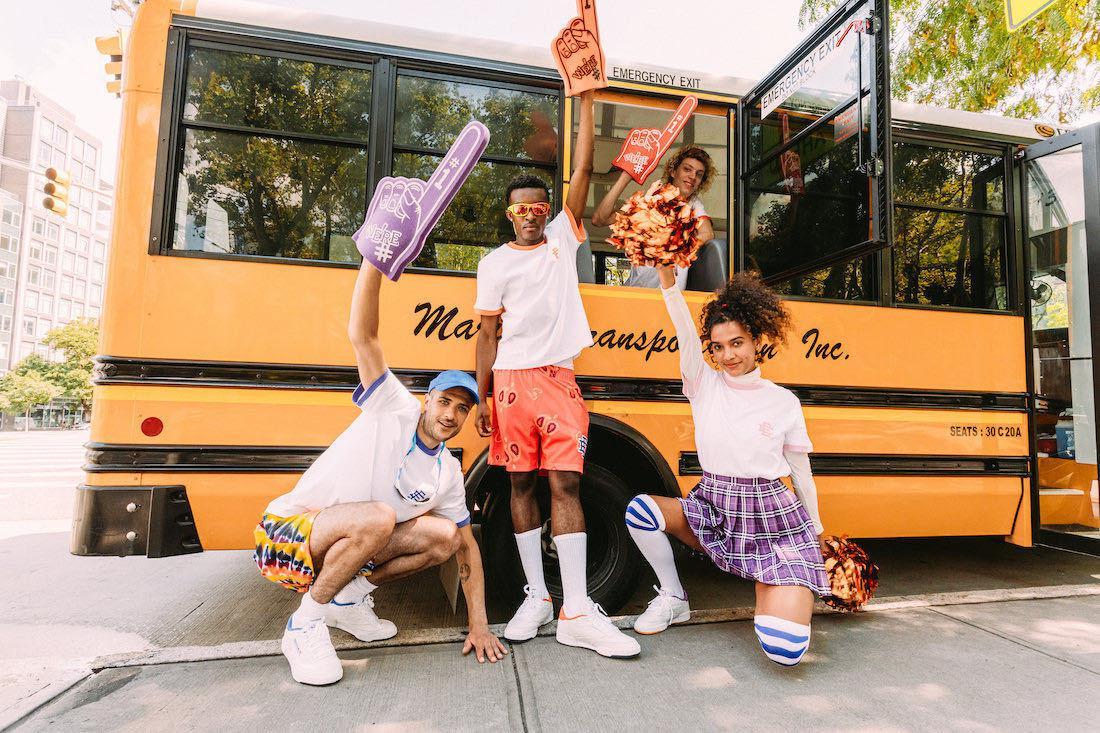 Eric Emanuel × Reebok Club C「Back to School」联名系列发布……
