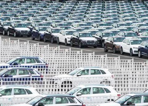 """7月乘用车销量同比增8.5%  日系得意 法系""""跳水""""降幅超70%"""