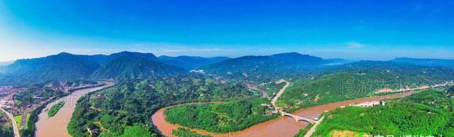 贵州遵义赤水河三县赤水习水仁怀的前身古仁怀县所辖十里地域图解
