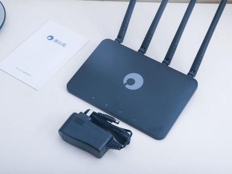 蒲公英X4C无线路由:插卡即用,智能组网,没有宽带再也不愁