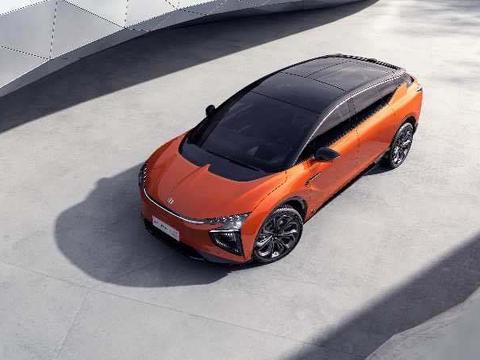 全球首款可进化超跑SUV,高合HiPhi X 来袭