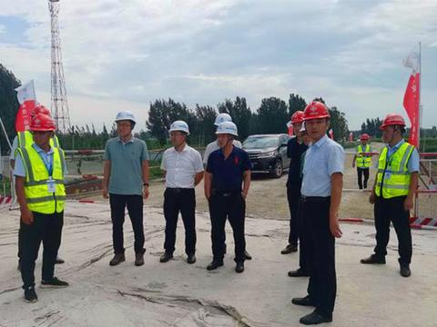 中国交通建设集团开展防灾减灾大排查