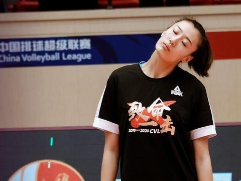 中国女排23岁国手奥运前景如何?一优势未退化!还存有2大竞争者