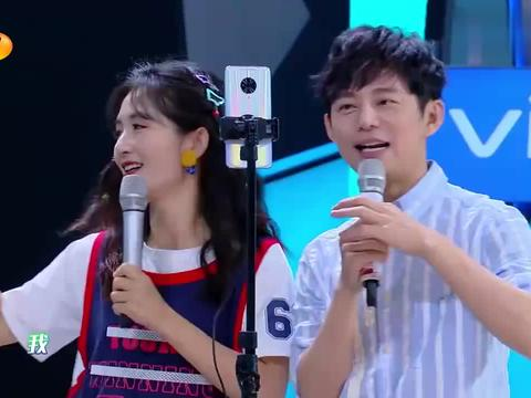 快本:吴昕越来越美了,镜头看到她侧颜的那一刻,典型高级脸!