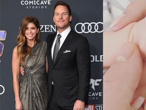 晒女儿小手温馨照 克里斯·帕拉特Chris Pratt宣布当爸了!