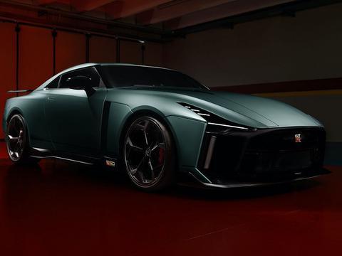 日产GT-R将推出推混动车型,2023年正式面世