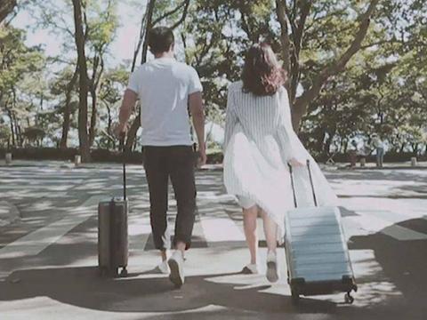 人在旅途,家在心路,这些年我用过的行李箱.
