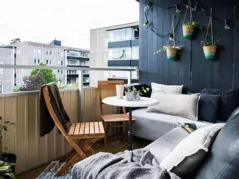 房子里最寸土寸金的5㎡,你家装对阳台了吗?