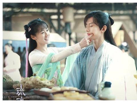 《琉璃》最大的笑点:四爷被晴川所伤,要阻止儿子谈恋爱!